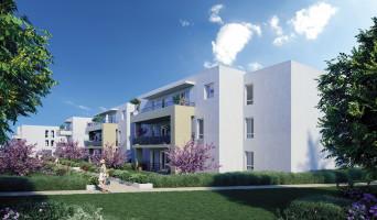 Avignon programme immobilier neuve « Le Clos de la Mathe »