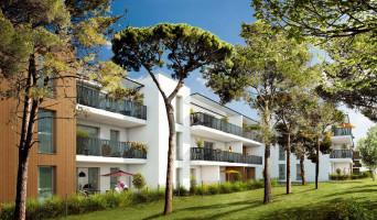 Martigues programme immobilier neuve « Le Clos des Oliviers » en Loi Pinel  (2)