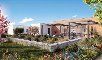 Pourrières programme immobilier neuve « Les Senioriales de Pourrières » en Loi Pinel