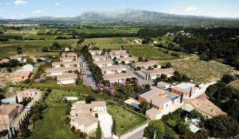 Pourrières programme immobilier neuve « Les Senioriales de Pourrières » en Loi Pinel  (2)