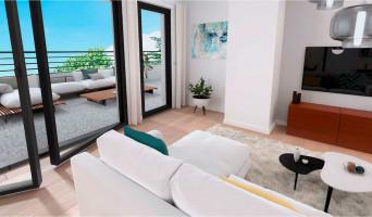 Saint-Maur-des-Fossés programme immobilier neuve « Horizon Marne » en Loi Pinel  (2)