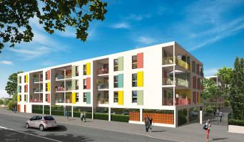 Arles programme immobilier rénové « L'Aquarelle » en loi pinel