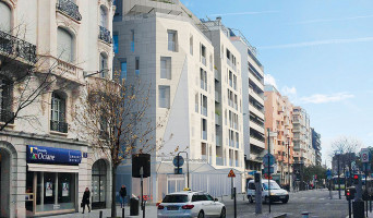 Pau programme immobilier rénové « Résidence n°215280 »