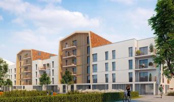 Dijon programme immobilier neuve « Villa Flore »