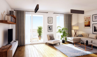 Dijon programme immobilier neuve « Villa Flore »  (3)