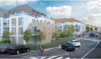 Villebon-sur-Yvette programme immobilier rénové « Domaine Haute Roche » en loi pinel