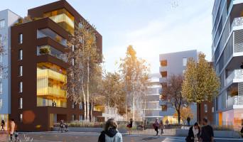 Schiltigheim programme immobilier neuf « Follement Schilick » en Loi Pinel