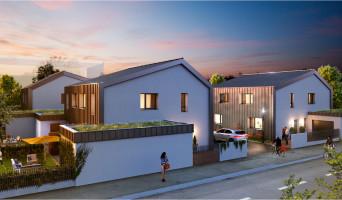 Schiltigheim programme immobilier neuve « Follement Schilick » en Loi Pinel  (3)
