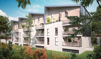 Bordeaux programme immobilier neuve « L'Écrin d'Achillée »