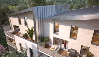 Bordeaux programme immobilier neuve « L'Écrin d'Achillée »  (3)