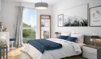 Bordeaux programme immobilier neuve « L'Écrin d'Achillée »  (5)