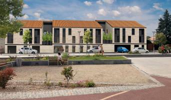 Le Taillan-Médoc programme immobilier neuve « L'Ecla »