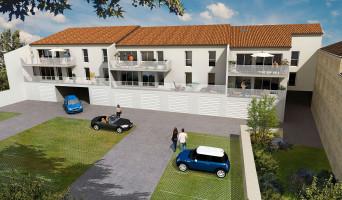 Le Taillan-Médoc programme immobilier neuve « L'Ecla »  (2)