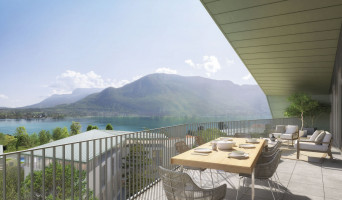 Annecy programme immobilier neuve « Programme immobilier n°215301 »