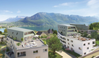 Annecy programme immobilier neuve « Programme immobilier n°215301 »  (2)