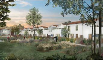 Saint-Médard-en-Jalles programme immobilier neuve « Green Cottage »