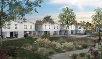 Saint-Médard-en-Jalles programme immobilier neuve « Green Cottage »  (2)