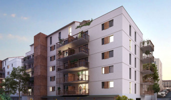Clermont-Ferrand programme immobilier neuve « Origin »  (3)