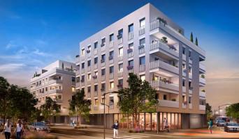 Brétigny-sur-Orge programme immobilier rénové « Les Terrasses du Parc » en loi pinel
