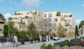 Bondy programme immobilier neuve « Le Nouveau Bondy »