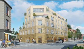 Bondy programme immobilier neuve « Le Nouveau Bondy »  (2)