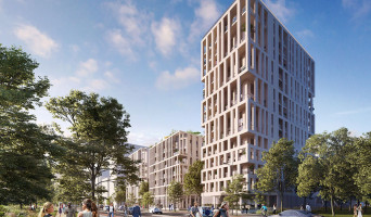 Bordeaux programme immobilier neuve « Innlove 2 » en Loi Pinel