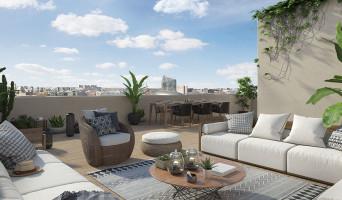 Bordeaux programme immobilier neuve « Innlove 2 » en Loi Pinel  (3)