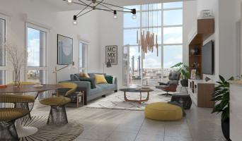 Bordeaux programme immobilier neuve « Innlove 2 » en Loi Pinel  (4)