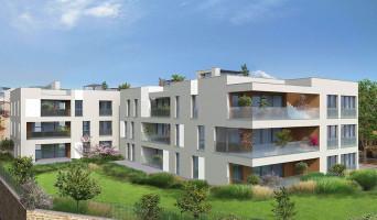 Caluire-et-Cuire programme immobilier neuve « L'Orangerie »