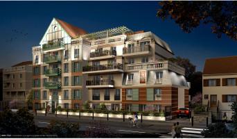 Le Blanc-Mesnil programme immobilier neuve « Résidence du Gué du Coudray »