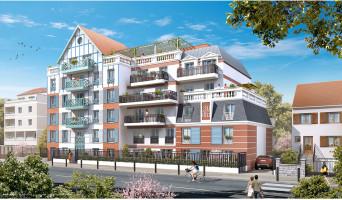 Le Blanc-Mesnil programme immobilier neuve « Résidence du Gué du Coudray »  (2)