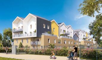 Saint-Priest programme immobilier neuve « Factory Link »