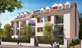 Villemomble programme immobilier neuve « Villa Offenbach »
