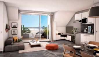 Villemomble programme immobilier neuve « Villa Offenbach »  (3)