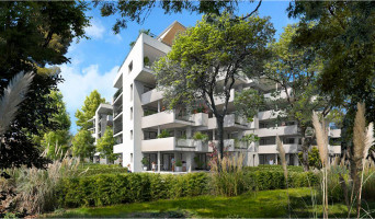 Marseille programme immobilier neuve « 499 Prado » en Loi Pinel  (2)
