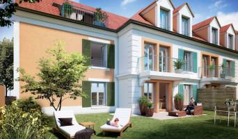 Saint-Prix programme immobilier rénové « Manon Roland » en loi pinel