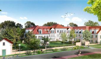 Saint-Prix programme immobilier neuve « Manon Roland » en Loi Pinel  (2)