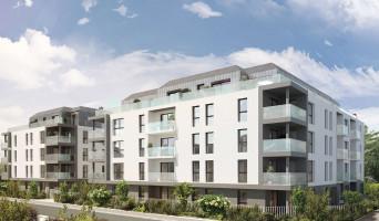 Ville-la-Grand programme immobilier neuve « Les Jardins d'Estelle »  (2)