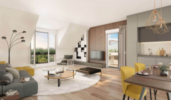 Mennecy programme immobilier neuve « L'Air du Temps » en Loi Pinel  (4)
