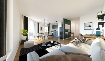 Châtenay-Malabry programme immobilier neuve « Ubiq »  (3)