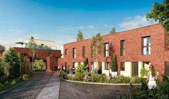 Lille programme immobilier neuve « Villa des Ormes »  (2)