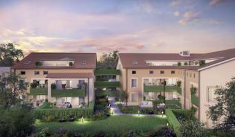 Tournefeuille programme immobilier rénové « La Clef de Sol II » en loi pinel