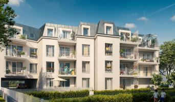 Gretz-Armainvilliers programme immobilier neuve « Le Hameau du Poète »