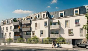 Gretz-Armainvilliers programme immobilier neuve « Le Hameau du Poète »  (2)