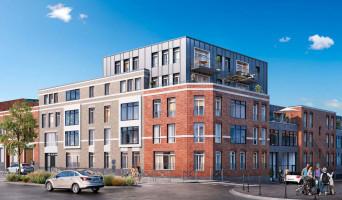 Roubaix programme immobilier neuve « Ô Barbieux »