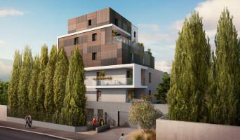 Montpellier programme immobilier neuf « Natur' Aiguelongue » en Loi Pinel