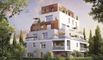 Montpellier programme immobilier neuve « Natur' Aiguelongue » en Loi Pinel  (2)