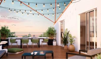 Sucy-en-Brie programme immobilier neuve « Résidence du Grand Val »  (2)
