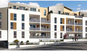 Tours programme immobilier rénové « St-Germain Dupré » en loi pinel