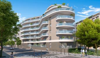 Nice programme immobilier neuve « Allure » en Loi Pinel  (2)